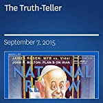 The Truth-Teller | David Pryce-Jones
