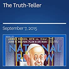 The Truth-Teller (       UNABRIDGED) by David Pryce-Jones Narrated by Mark Ashby