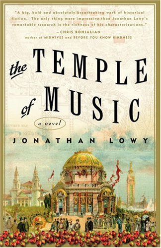 The Temple of Music: A Novel