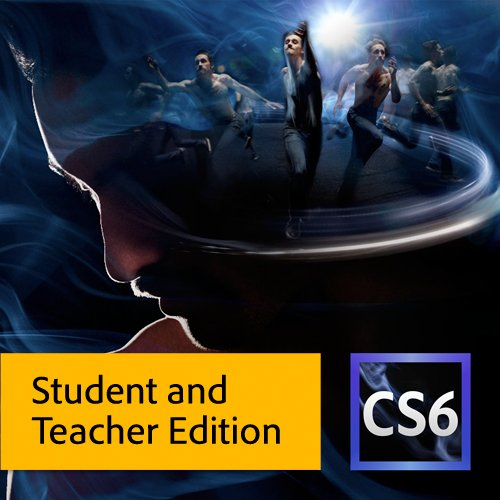 Adobe CS6 Production Premium Student and Teacher Edition for Mac [Download]