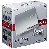 PlayStation 3 (320GB) サテン・シルバー ( CECH-2500B SS )【メーカー生産終了】
