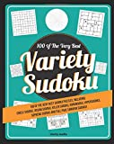 Variety Sudoku: 100 of the very best sudoku variants