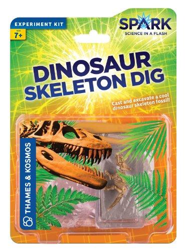 Thames and Kosmos Dinosaur Skeleton Dig - 1