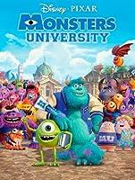 Monsters University [HD]