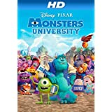 Monsters University (Plus Bonus Features) [HD] ~ Billy Crystal