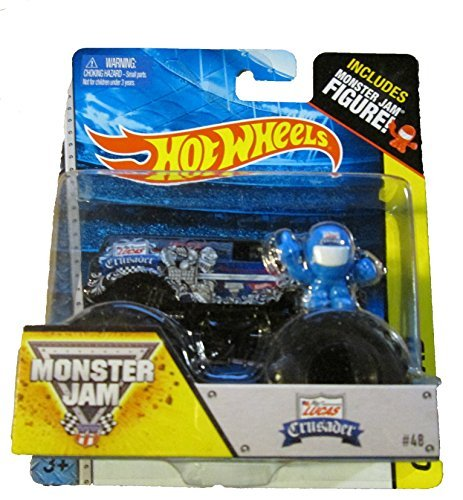 Hot Wheels - Monster Jam - Off-Road - Lucas Crusader #48 - 1