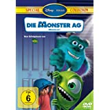 "Die Monster AG (Special Collection)von ""Peter Docter"""