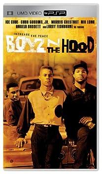 "Cover of ""Boyz N the Hood [UMD for PSP]"""