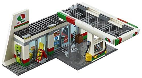 LEGO City Town 60132 Service Station Building Kit (515 Piece)