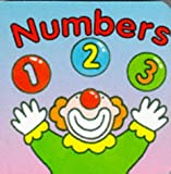 Numbers Bb (Board Books)