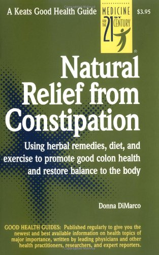 Natural Relief From Constipation front-614180