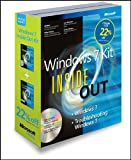 img - for Windows  7 Inside Out Kit: Troubleshooting Windows  7 Inside Out & Windows  7 Inside Out book / textbook / text book