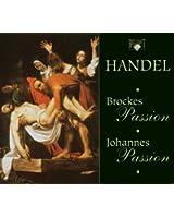 Handel: Brockes Passion; Johannes Passion (Box Set)