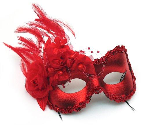 Fantastic Mardi Gras Masquerade Masks on Amazon
