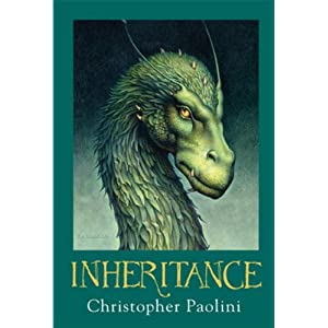 Inheritance by Christopher Paolini Audiobook
