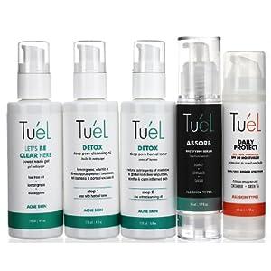 Tu'el Skincare Acne Care Set from Tu'el