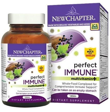 New Chapter prefect Immunity生命之盾提高免疫力胶囊96粒,$29.3