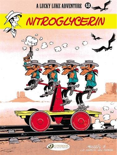Nitroglycerin (Lucky Luke, 53)