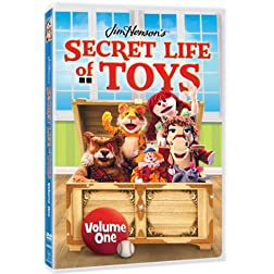 The Secret Life of Toys: Volume 1
