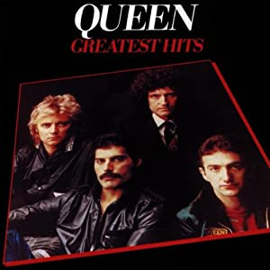 "Cover of ""Queen - Greatest Hits Vol.1/UK ..."