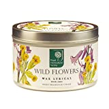 Wax Lyrical Royal Horticultural Society Tin Candle, Wild Flowers