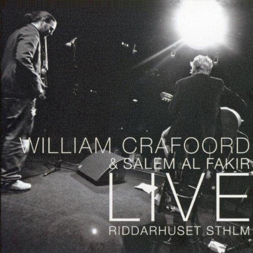 LIVE RIDDERHUSET STHLM by WILLIAM & SALEM AL FAKIR CRAFOORD