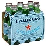 San Pellegrino, Sparkling Mineral Water, 24 - 8.5 Ounce Bottles