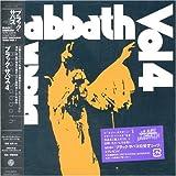 Volume 4 [Paper Sleeve] [Australian Import] by Black Sabbath (2007-02-27)