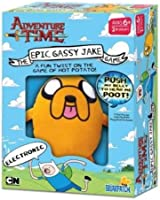 Adventure Time the Epic Gassy Jake