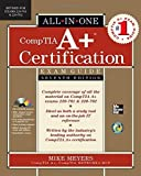 img - for CompTIA A+ Certification All-in-One Exam Guide, Seventh Edition (Exams 220-701 & 220-702) 7th (seventh) by Meyers, Michael (2010) Hardcover book / textbook / text book