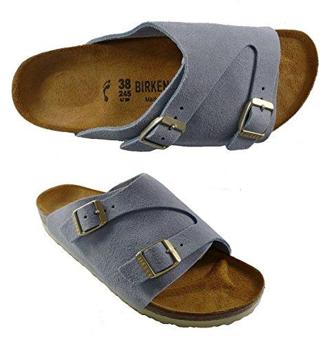 birkenstock-zurich-ciabatte-donna-scarpe-sandali-pelle-camoscio-38-azzurro