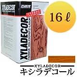 キシラデコール #105カスタニ [16L] XYLADECOR 日本エンバイロケミカルズ 屋外木部 ログハウス ウッドデッキ [木材保護塗料]