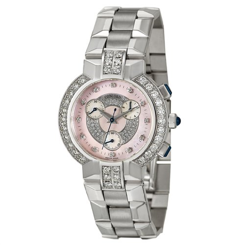 Concord La Scala Women's Quartz Watch 0309656