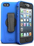 ISkin Revo 360 Case for Apple iPhone 5 - Blue