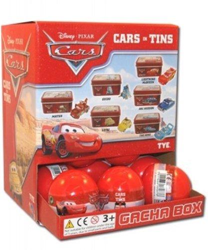 Cars in Tins Gacha Capsule