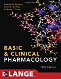 Basic and Clinical Pharmacology 12/E (LANGE Basic Science)