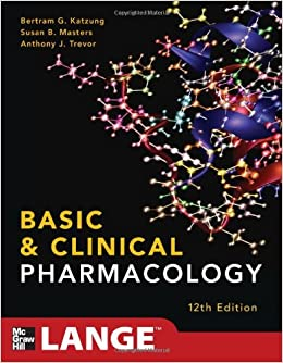 and Clinical Pharmacology 12/E (LANGE Basic Science) 12th Edition