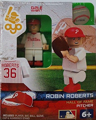 Robin Roberts MLB Philadelphia Phillies G2S1 Hall of Fame Mini Figure OYO