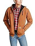 (カーハート)Carhartt Thermal-Lined HoodedZip-Front Sweatshirt J149  Carhartt Brown S パーカー