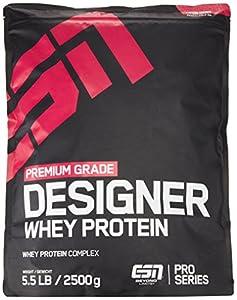ESN Designer Whey Protein Pro Series, Chocolate, 2.5kg Beutel