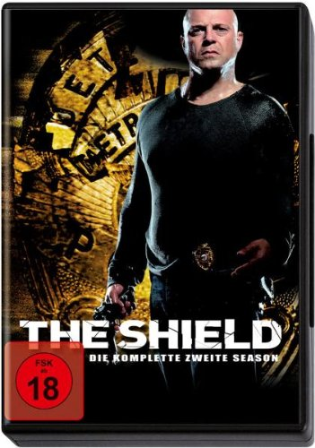 The Shield - Die komplette zweite Season [4 DVDs]