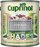 New 2014 Cuprinol Garden Shades Silver Birch 1L