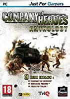 Company of Heroes - Anthologie (jeu + ext 1 + ext 2)
