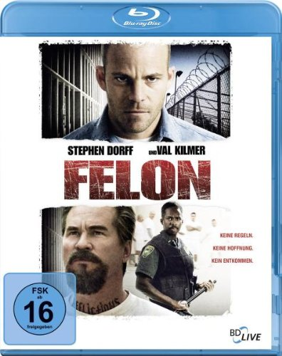 Felon - Thrill Edition [Blu-ray]