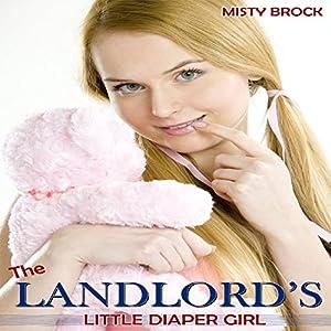 The Landlord's Little Diaper Girl Audiobook