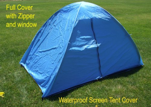 Genji Sports Self Expanded Screen Tent - Waterproof Cover Only
