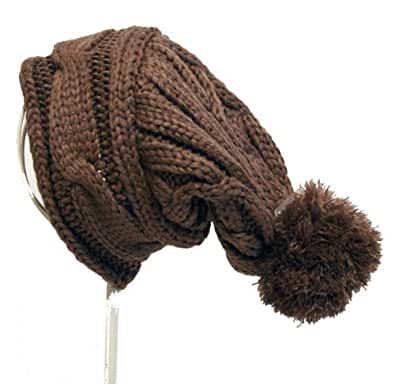 HAT Beanie cable knit with Pom, Super Cute :)