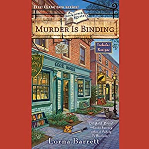 Murder Is Binding Audiobook