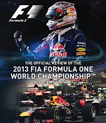 Formula One 2013 Official Review Blu Ray [Blu-ray]