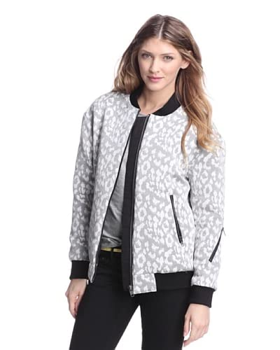 W118 by Walter Baker Women's Kayla Jacket  [Animal Print]